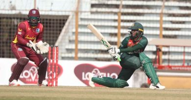 Shakib expected to recover for Test series