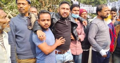 2 councillor candidates beat up in Feni  – Countryside – observerbd.com