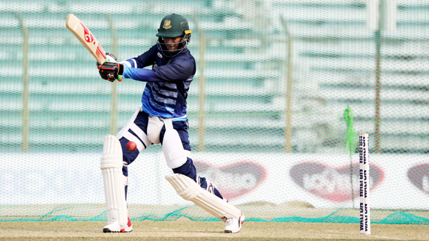 Shakib fit and back  in Test squad