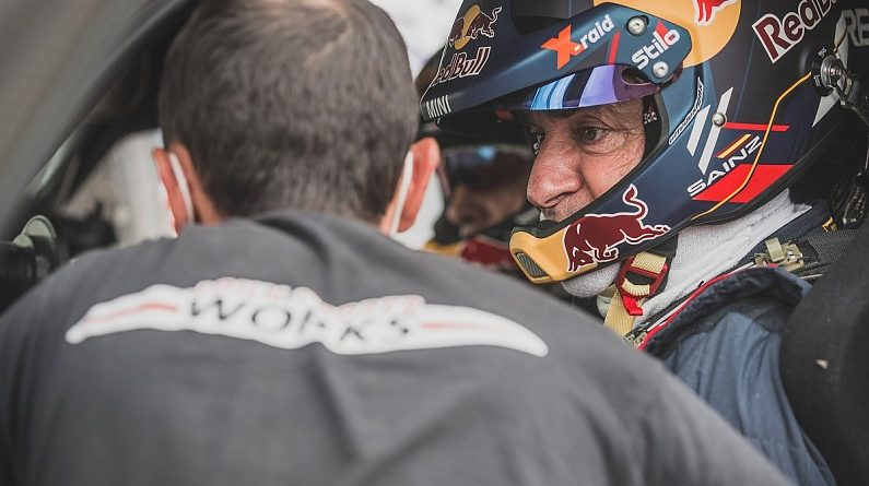 "Sainz: COVID means ""double the pressure"" on 2021 Dakar Rally 