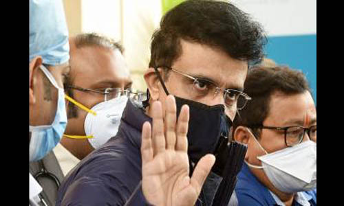 Ganguly leaves hospital after fresh angioplasty – Sports – observerbd.com