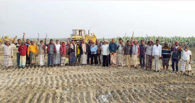 Farmers demand time to harvest crops from govt land   The Asian Age Online, Bangladesh