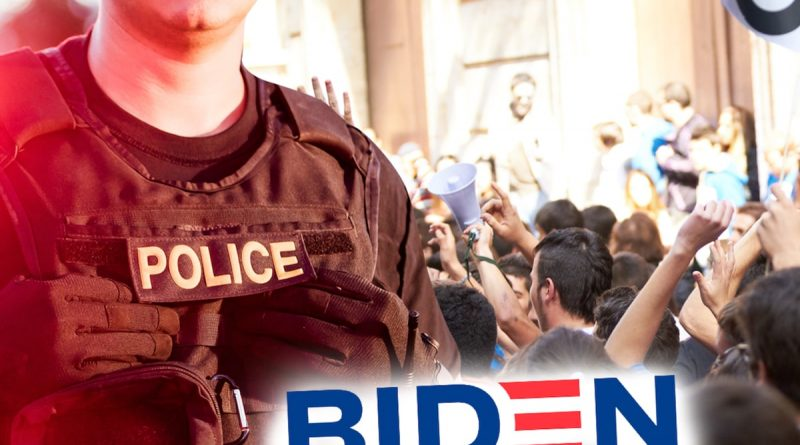 D.C. Officials, Cops Bracing for Unrest When Congress Counts Electoral Votes
