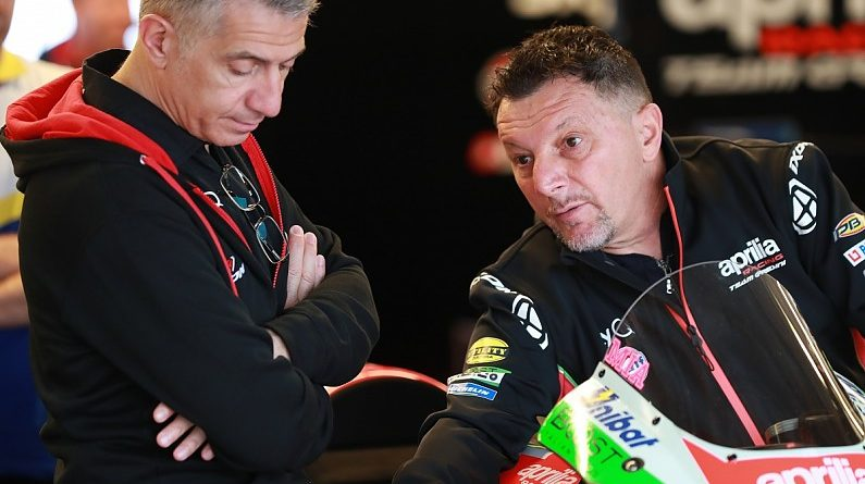 Gresini MotoGP boss being woken from coma as COVID condition improves | MotoGP News