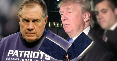 Bill Belichick Rejects Donald Trump's Presidential Medal Of Freedom