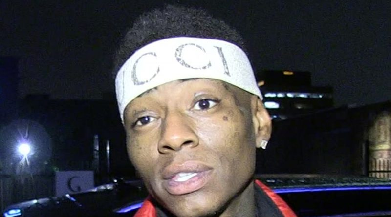 Soulja Boy Sued for Sexual Battery and Assault, He Denies it