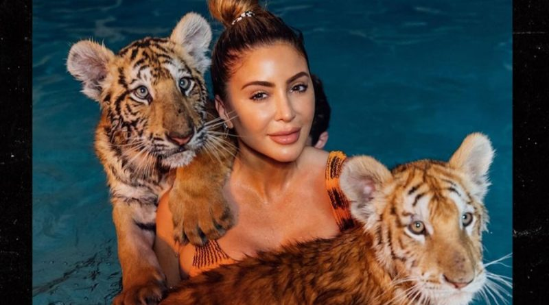 PETA Wants USDA to Investigate Doc Antle Over Larsa Pippen Visit