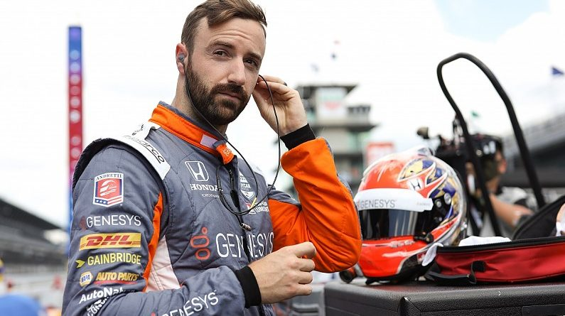 Hinchcliffe secures Andretti Autosport return on full-time deal | IndyCar News