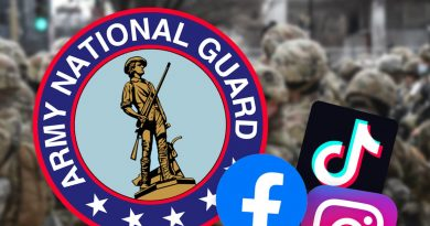 Facial Recognition, Social Media Scouring Used to Vet National Guard