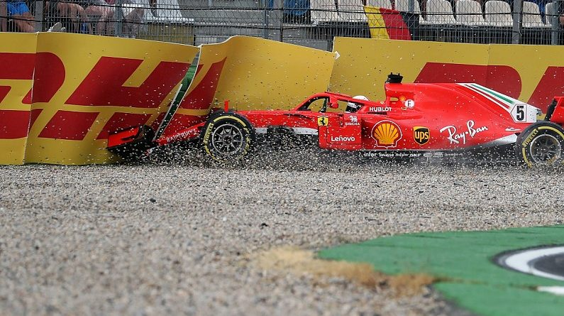 Marko: 'Insecurity' from Hockenheim 2018 behind Vettel struggles | F1 News