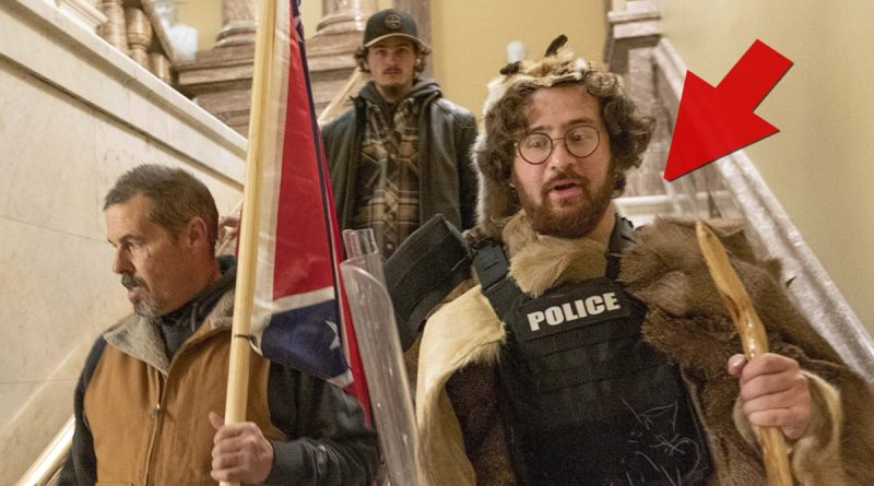 Son of Brooklyn Judge Charged in Capitol Siege, Furry Shield Guy