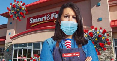 Smart & Final Ends Employee COVID Sick Pay, Most Workers Not Vaccinated