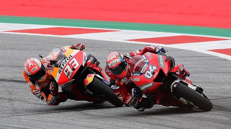 "Dovizioso ""ready"" if Honda needs MotoGP replacement for Marquez 