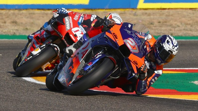 Rumours of Dovizioso replacing Lecuona for MotoGP 2021 'angered' Tech3 | MotoGP News