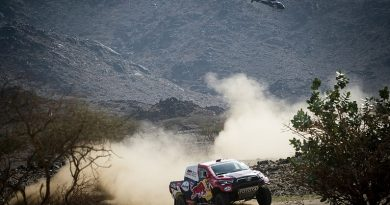 Peterhansel moves into Dakar lead as Toyota's Al-Attiyah wins Stage 2   Dakar News
