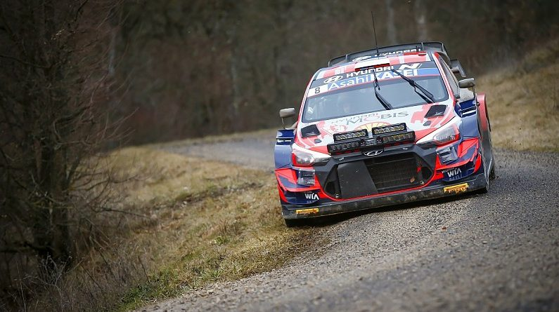 Tanak blames recce error for WRC Rally Monte Carlo retirement | WRC News