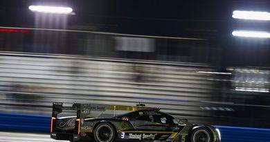 Daytona 24 Hours: Vautier leads for JDC Miller after three hours | IMSA SportsCar News