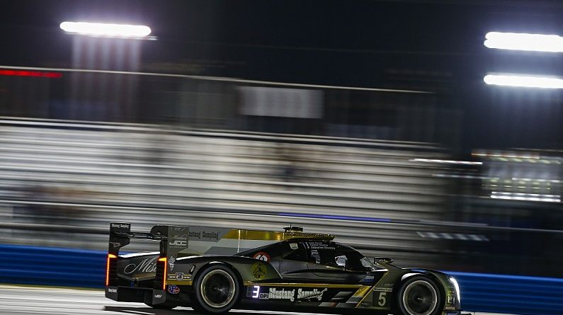 Daytona 24 Hours: Vautier leads for JDC Miller after three hours | IMSA SportsCar News