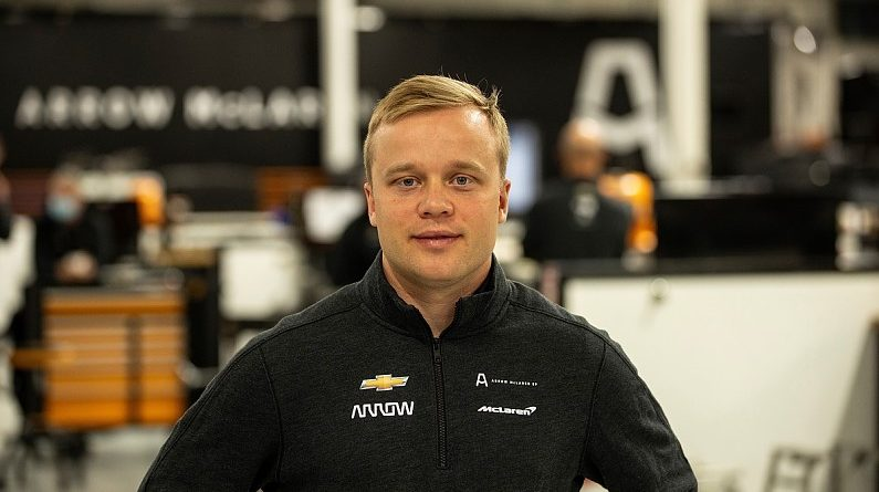 "Rosenqvist settled into McLaren IndyCar team in ""very natural way"" 
