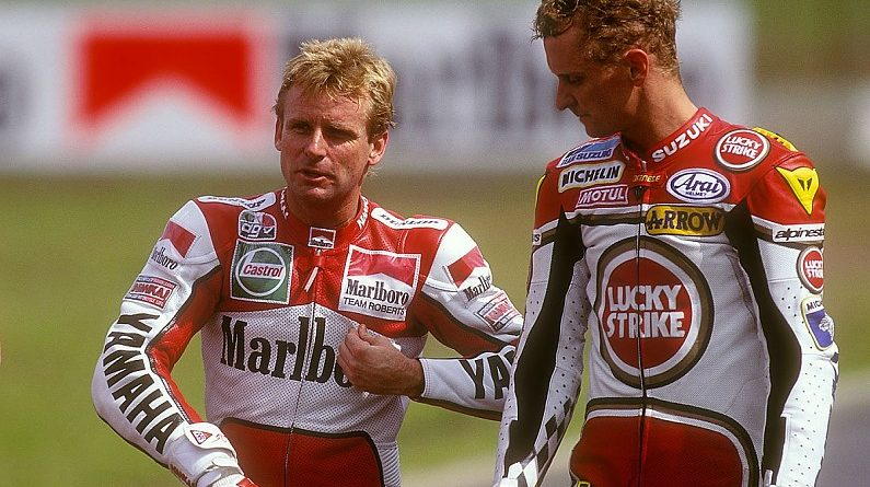 Rainey: Schwantz doesn't get enough credit for 1993 500cc title | MotoGP News