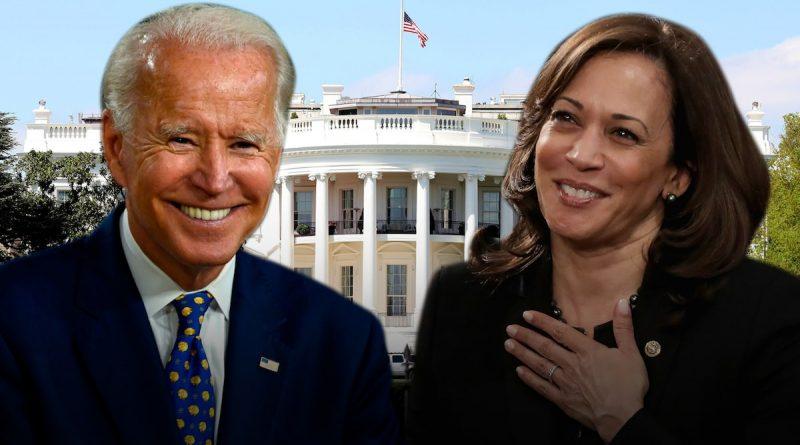 Joe Biden and Kamala Harris Sworn in as President and Vice President