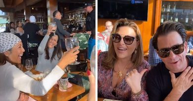 Kelly Dodd Mocks COVID Amid Outdoor Dining, Cheers to 'Super-Spreaders!'