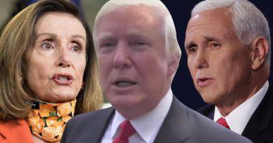 Pelosi Set to Give Pence 24 Hours to Invoke 25th Amendment on Trump