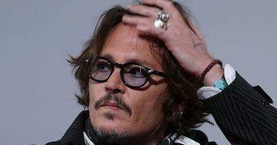 Johnny Depp's Hollywood Hills Home Hit by Alleged Burglar
