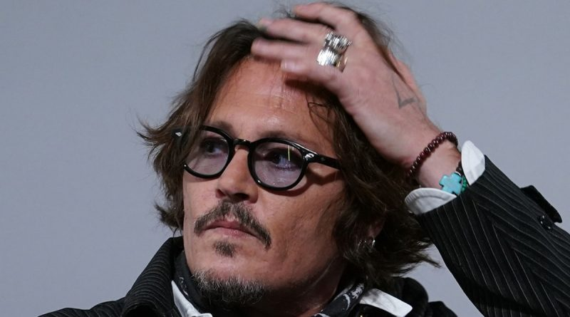 Johnny Depp's Hollywood Hills Home Hit by Alleged Burglar