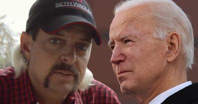 Joe Exotic Not Giving Up on Pardon, Pivoting to Biden Administration