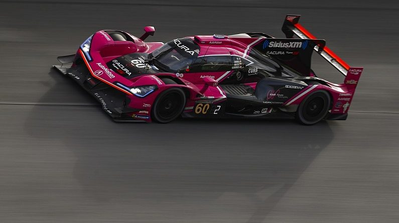 Daytona 24 Hours: Allmendinger beats Dixon to head second practice | IMSA SportsCar News