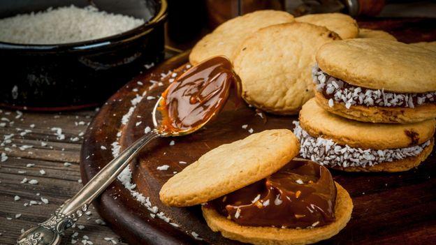 BBC - Travel - The gooey 'biscake' eaten by millions