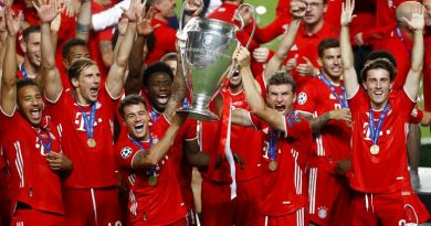 Champions League draw: Bayern Munich vs PSG in repeat of 2020 final